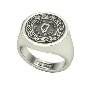 R-1916 Commemorative Ring- Lest We Forgot