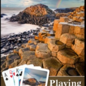 Giants Causeway Playing Cards