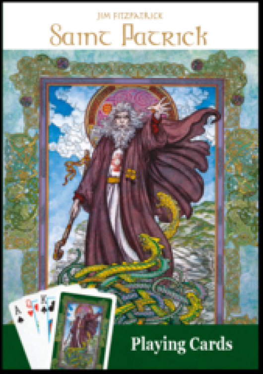 St Patrick Playing Cards