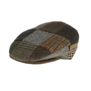 vintage-irish-tweed-cap-patchwork