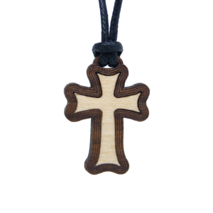 Irish cross pendant