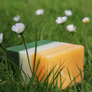 Daisychain Natural Handmade Soap