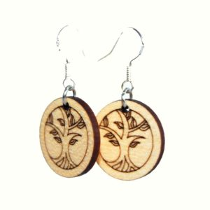 Tree of life earings