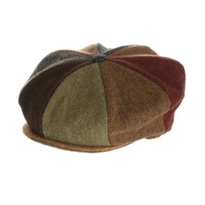 eight-piece-patchwork-irish-tweed-cap