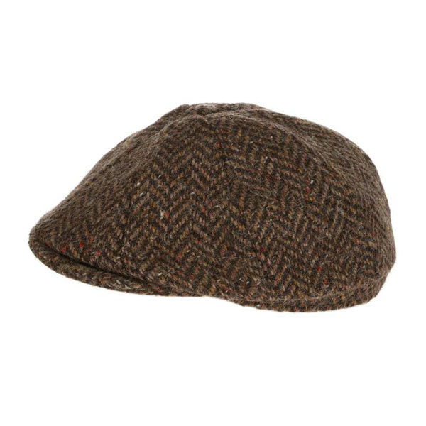 plain-irish-tweed-newsboy-cap