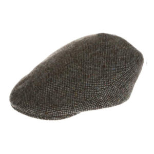 plain-irish-tweed-tailored-cap