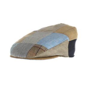 vintage-irish-linen-cap-patchwork