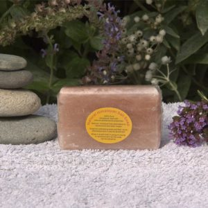 natural himalayan salt soap