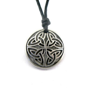 Cross of Life Pewter Choker