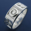 Gents Mystery Ring in Silver