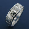 Ladies Mystery Ring in Sterling Silver