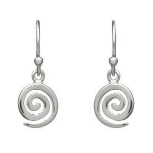 Celitc Silver Earrings