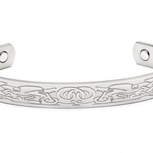 Celtic Magnetic Bangle