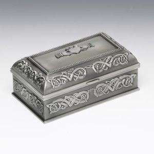 Claddagh Jewellery Box