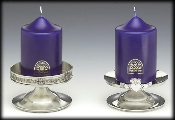 Celtic Candle Holders